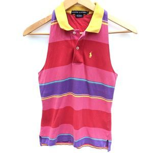 Ralph Lauren Vintage Sleeveless Polo